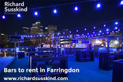 Are you searching for Bars to rent in Farringdon